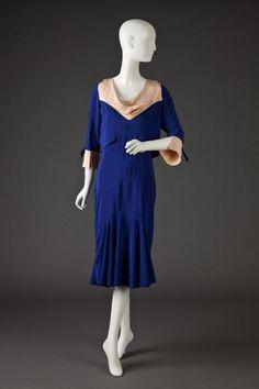 Dress 1929-1933 The Goldstein Museum of Design