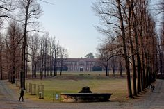 Castello della Mandria - Venearia Reale (TO) by Marco Parolo