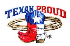 Yes!  I'm very proud to be a Texan