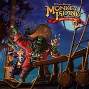 MONKEY ISLAND 2: LECHUCK'S REVENGE It's my favourite game of all time. Why are you still reading this?