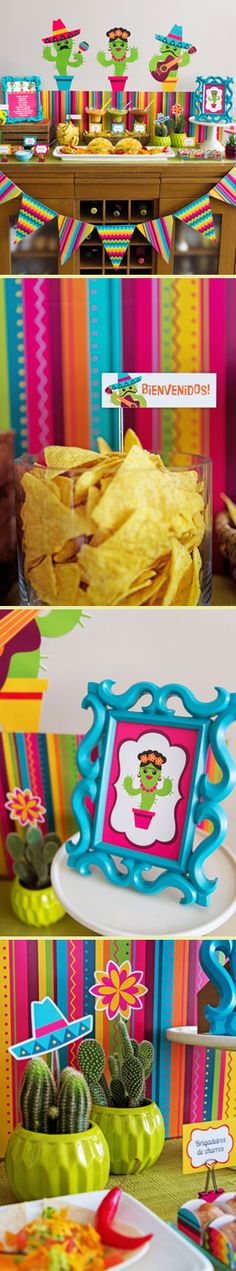 A FESTA MEXICANA DA BONFA Mexico Party, Party Fiesta, 30th Party, Taco Bar, Its My Bday, Couple Shower, Mom Day, 11th Birthday, Party Time