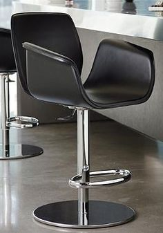 Chic and contemporary, the Salerno Bar Stool is the perfect place for your guests to sit and enjoy your parties.