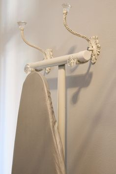 Home Accessories. Marvelous Hook Board Wall Drying Rack Wall Mounted Clothing Hanger With Antique White Iron Wall Mount Wall Drying Rack With 2 Hook Clothing Hanger As Decorate Vintage Laundry Room Designs In Hooks For Clothes Hangers Ideas. Cool Choice Hooks For Clothes Hangers