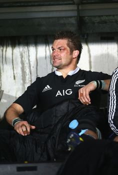 Richie Mccaw - New Zealand v Argentina - The Rugby Championship