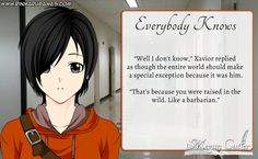 """Prompt: """"Everybody Knows..."""" Read more at megancutler.net"""