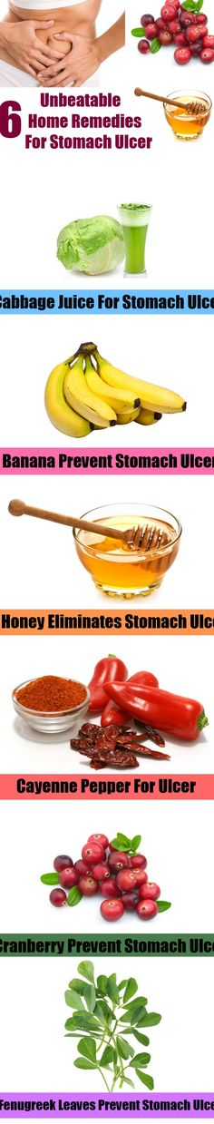 6 Unbeatable Home Remedies For Stomach Ulcer