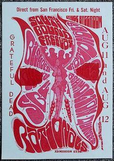 Grateful Dead.  Admission 3.50!