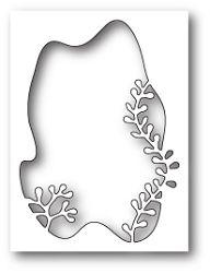 Memory Box - Die - Seaweed Collage