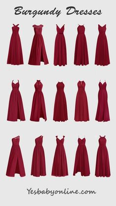 AZAZIE brings you a complete new range of Burgundy Bridesmaid Dresses. Shop now! AZAZIE brings you a complete new range of Burgundy Bridesmaid Dresses. Shop now! Pretty Prom Dresses, Simple Dresses, Homecoming Dresses, Cute Dresses, Beautiful Dresses, Casual Dresses, Graduation Dresses, Styles Of Dresses, Dresses Dresses