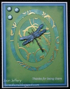 Dragonfly by froglady - Cards and Paper Crafts at Splitcoaststampers
