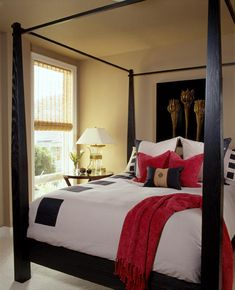 Feng shui in the bedroom is ideal for a relaxed atmosphere to rest. The bedroom should have the elements that create harmony and balance to achieve intimacy.