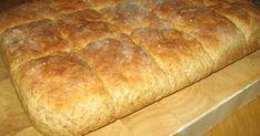 Detta bröd är så gott! Både vuxna och barn uppskattar det. Our Daily Bread, Baking, Essen, Bread Making, Patisserie, Backen, Bread, Sweets, Reposteria