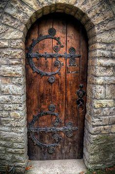 Prisoner behind this door?
