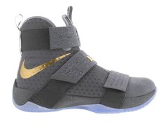 The Nike LeBron Zoom Soldier 10 Cool Grey Drops This Weekend