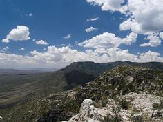 Wilderness Ridge- Guadalupe Mountains National Park