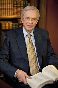 Dr. Charles F. Stanley, senior pastor of the First Baptist Church of Atlanta