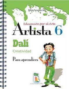 Para aprender Creatividad -Artista 6-Dalí-Educación por el arte-Patricia Fernandini | Venta de Pinturas al óleo y acuarela de Patty Fernandi...