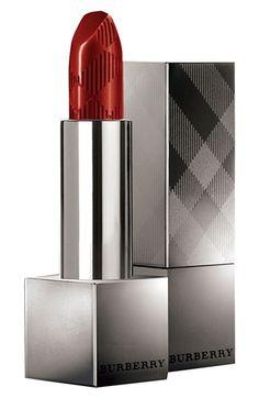 Burberry 'Lip Cover' Soft Satin Lipstick | Nordstrom 'ruby'