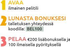 free-spins | BellisCasino.com