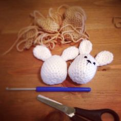 Bunnies everywhere... In progress :)