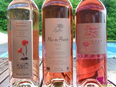 """Voici notre promotion de l'été. Domaine de Rousset Fruité, plein de délicatesse. Mas du Pountil BIO, région du Larzac, est un rosé dit de """"gastronomie"""", élégant qui accompagnera tous les plats de BBQ, salades. Le Douceur D'été, est un rosé de fête, de copines, de pétanque, de piscine mais dans lequel pas besoin de rajouter de glaçons... #vin #rose #bouteille #bio #fete #aperitif #piscine #provence #languedoc #larzac #coquelicot #petanque #copines #bbq #barbecue #grillades #caveosaveurs"""