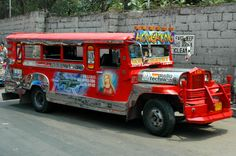 Philippines Jeepneys Philippines Vacation, Olongapo, Jeepney, Buses And Trains, New Motorcycles, Tricycle, Public Transport, Places To See, More Fun