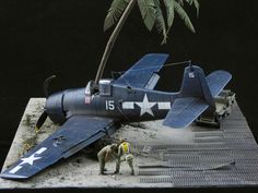 Eduard 1/72 F6F-5 by Ulf Andersson: Image