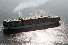 Maersk Line Named Shipping Company Of The Year