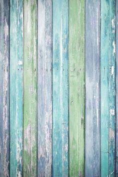 CF2227 Tropics Blue Wood Backdrop