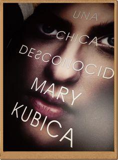 Una portada siempre merece una foto especial sólo para ella. De Anika Entre Libros. UNA CHICA DESCONOCIDA, de Mary Kubica. Si quieres saber más del libro, reseña en Anika Entre Libros: www.anikaentrelibros.com