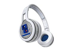 Introducing SMS Audio Street by 50 Star Wars 2nd Edition Headphones R2D2. Great Product and follow us to get more updates!