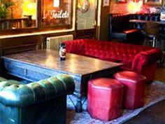 Grand Union Camden London Bar