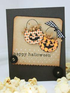 Boo treat card