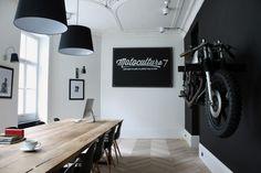 SHOWROOM / Motocultura7.More Interior design here.