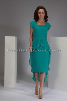 Harlow Totally Modest WEDDING dresses, BRIDESMAID & PROM dresses w/ sleeves