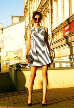 6 stylish ways to wear stripes this spring