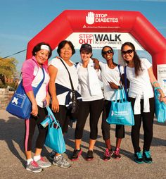 Why will you Step Out? Walk for yourself or someone you love with diabetes at a walk near you in 2013. Sign up today!