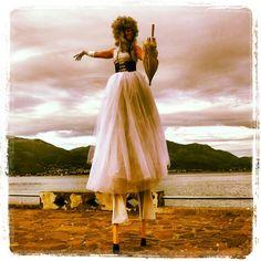 La ballerina e il mare