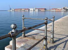 Thessaloniki Port View