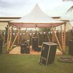 Nossa #ecotenda virou o palco principal do evento no #casamentoquintalpaju ✅ Pronta para montagem do som, que recebeu DJ @arturfinizola e banda @sifrao. Obrigada ao casal @felipeguimaraes e @renatabaracho pela confiança no nosso trabalho e ao @estudionature pelo projeto de ambientação 🔝👌🏻⠀⠀⠀⠀⠀⠀⠀⠀⠀⠀⠀⠀⠀⠀⠀⠀⠀⠀⠀⠀⠀⠀⠀⠀⠀⠀⠀⠀⠀⠀⠀⠀⠀⠀⠀⠀#gazebo #pergolado #ecotenda #ecodesign #bambu #sustentabilidade #projetos #eventos #casamentos #bambusa #maceio #alagoas #nordeste #brasil