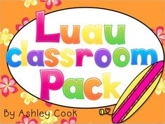 103 and pages to turn in your classroom into Hawaii. This colorful classroom theme includes: Learning Luau Pennant FlagsAloha Pennant FlagsCardinal Direction SignsMonths of the YearCalendar NumbersSpecial Calendar Days Today is, Yesterday Was Etc. Subject Labels Two Different Ideas for Classroom Jobs Print and Cursive Alphabet Print and Cursive VowelsBehavior Chart Whole Brain Teaching Rules and Score ChartFive Finger Rule SignBirthday Bulletin Board Set Name TagsPencil Cup Signs Writing…