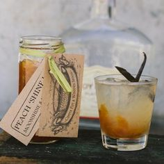 Jammed & Pickled Cocktails – a variety of fancy cocktail recipes with jams & pickled from Copper Pot & Wooden Spoon