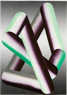 Serie NONOPOLY von Henriette Grahnert, Collage, 2012