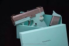 Tiffany gun for the ladies who believe they have the right to protect themselves