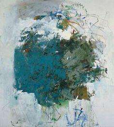 Joan Mitchell (1925-1992) Cerulean Blue Tree, 1964