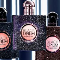 Add your name, address and email and get a free YSL Black Opium sample