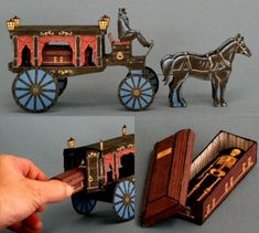 Jaw-dropping Halloween paper models that you can build yourself