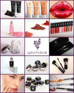 #Lipgloss #Lipstain #Bronzer #Foundation #Primer #Toner #Pigments #Powder