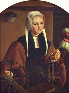 Portrait of a Woman, 1529  Maerten van Heemskerck