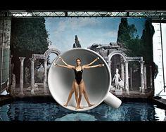 Coleccionista de Imagenes: Annie Leibovitz y el Calendario Lavazza 2009